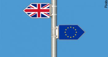 Jahrestag des Brexit Referendums