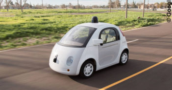 Autonomes Google Car