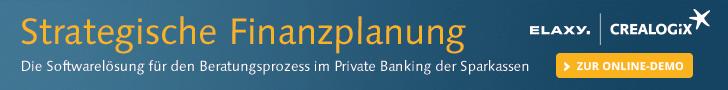 Strategische Finanzplanung im Private Banking der Sparkassen