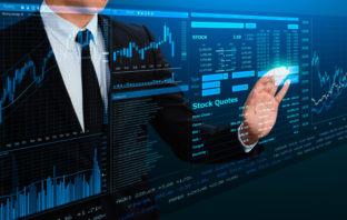 Computerbasierter Handel von Finanzinstrumenten