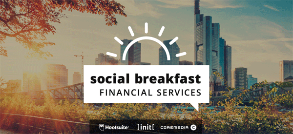 Finance Breakfast Frankfurt