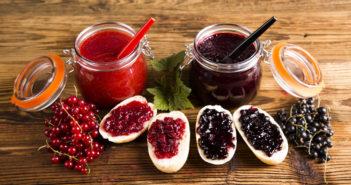 Marmelade und Finanzdienstleistungen
