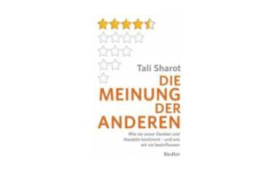 Tali Sharot: Die Meinung der anderen
