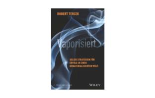 Robert Tercek: Vaporisiert