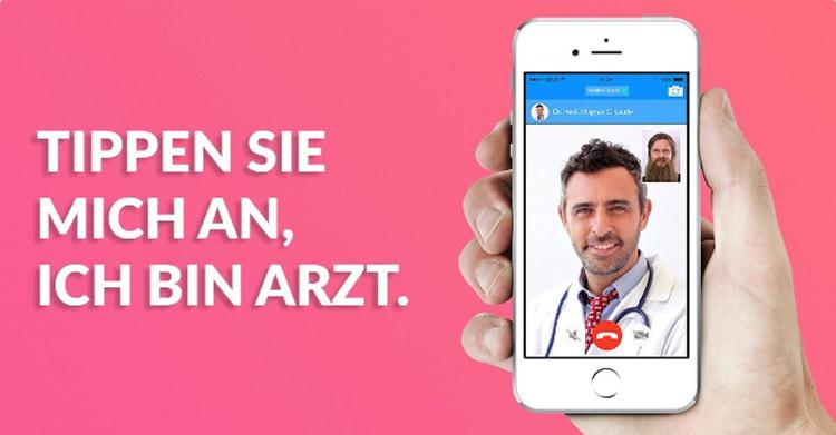 Mobile App statt Arztbesuch
