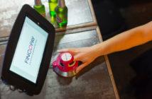 Bezahlen mit biometrischem Venenscan