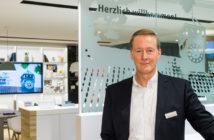 Dr. Harald Vogelsang, Vorstandssprecher der Haspa