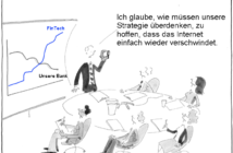 Wettbewerb mit FinTechs