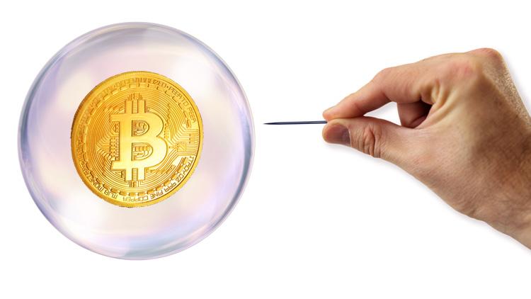 Bitcoin-Blase ist deutsches Finanzwort des Jahres 2017
