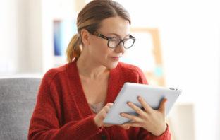 Online Banking mit dem Tablet-PC