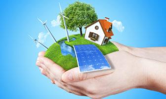 Banken und regenerative Energie