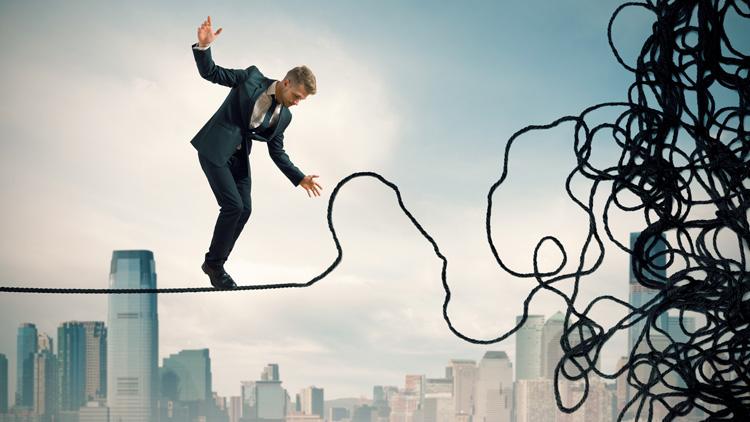 Disruption versus Kooperation in der Finanzdienstleistung