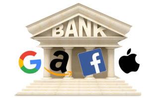 Bedrohungspotential GAFA-Banking