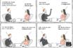 Cartoon: Welche eine tolle Bankwerbung