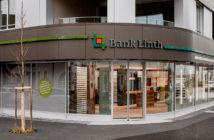 Außenansicht der Bank Linth, Geschäftsstelle Siebnen