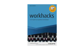 Buchtipp: Lydia Schültken: Workhacks