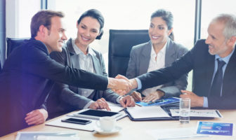 Bankberatung von Unternehmern und Firmenkunden