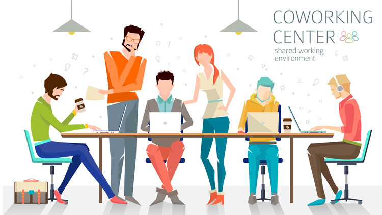 Digitales Coworking im Finanzsektor
