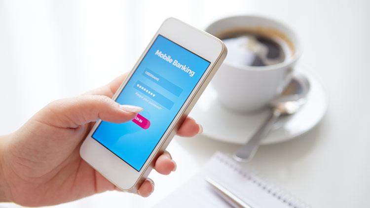 Digitale Bank- und Finanzgeschäfte