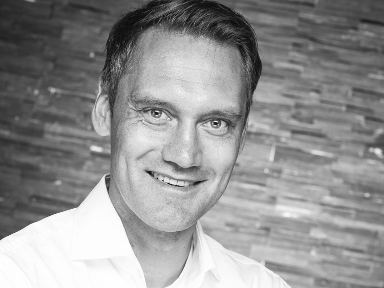 Joris Hensen, Projekt- und Innovationsmanager Deutsche Bank