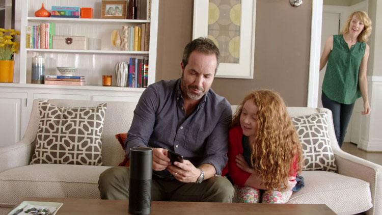 Amazons Digitaler Sprachassistent Alexa