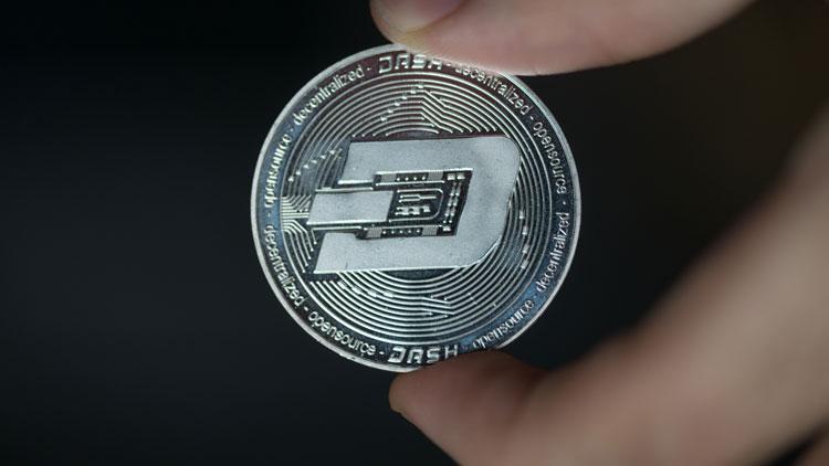 Kryptowährung Dash als Bargeldalternative
