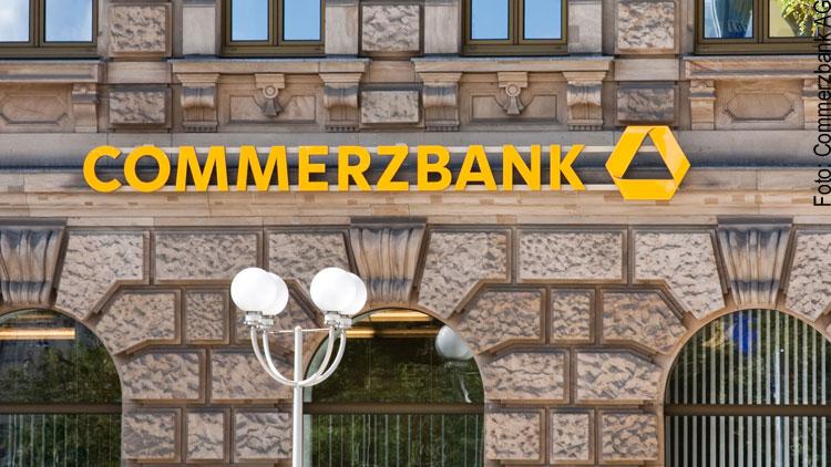 Management von Bankfilialen bei der Commerzbank