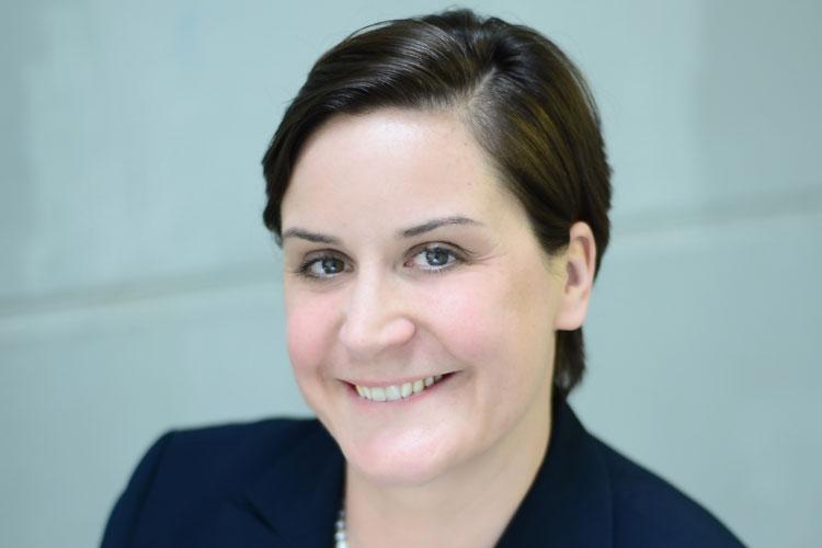 Susanne Fleckenstein, Filialmanagement der Commerzbank AG