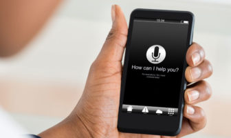 Voice Banking per Smartphone