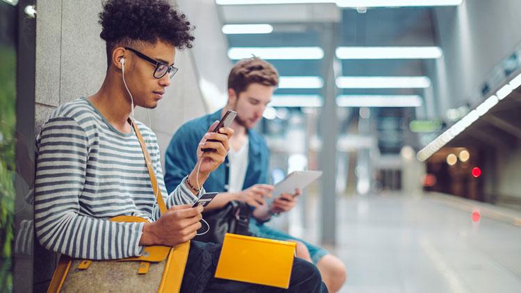 Millennials als Bankkunden