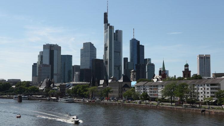 Zentrale der Commerzbank in Frankfurt