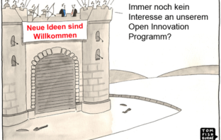 Open Innovation in Banken und Sparkassen