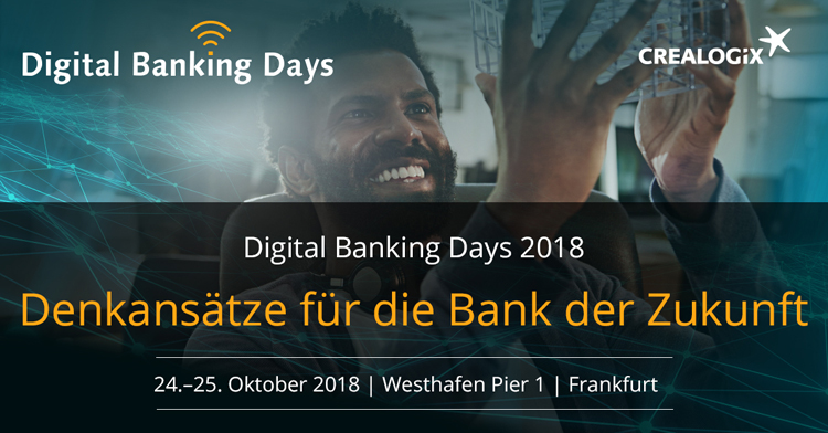 Digital Banking Days 2018 in Frankfurt