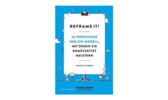 Buchtipp: Andri Hinnen und Gieri Hinnen: Reframe it!