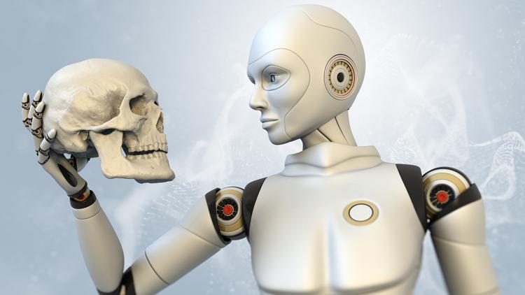 Robotik und Roboter sind Technologien der Künstlichen Intelligenz
