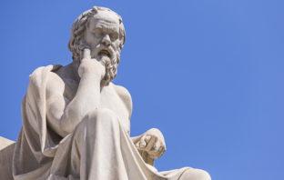 Sokrates und der kritische Diskurs im Denken