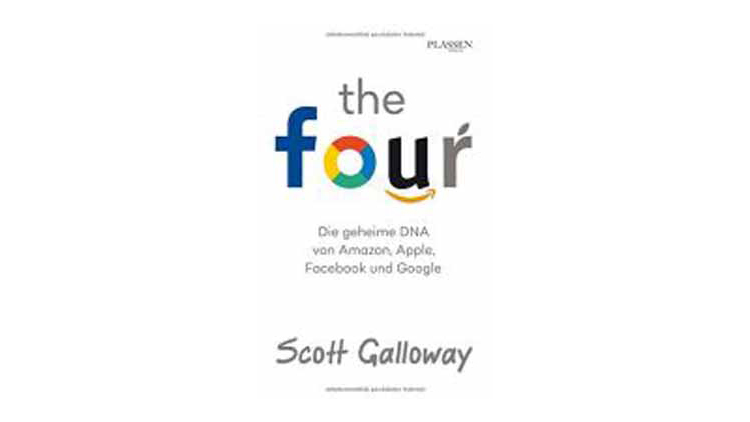 Buchtipp: Scott Galloway: The Four