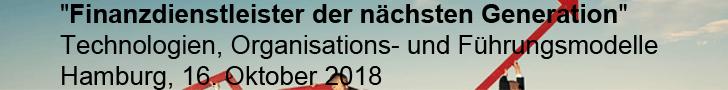 Konferenz Finanzdienstleister der nächsten Generation