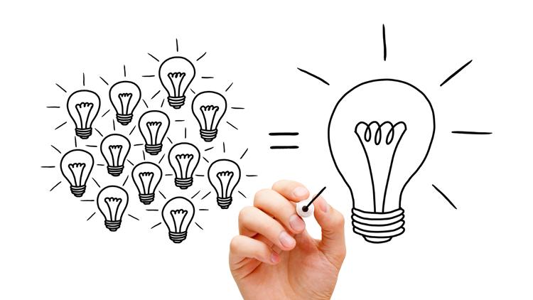 Kreativität und Ideen für Innovationen im Banking fördern