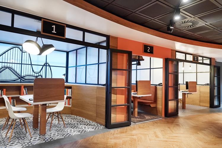 Besprechungs- und Meetingräume im ING Client House
