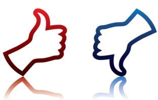Social-Media-Fehler bei Banken und Sparkassen