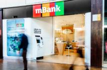 Bankfiliale light der polnischen mBank