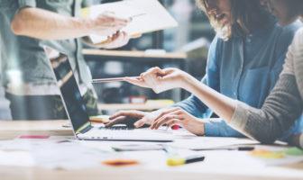 Coworking Spaces in Banken und Sparkassen