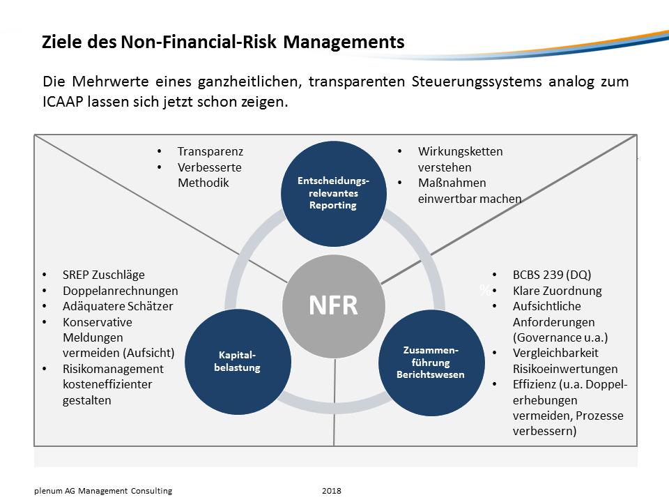 Mehrwerte eines integrierten Non-Financial Risk Managements
