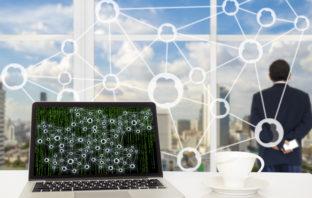 Nutzung von Blockchain-Technologie in Unternehmen