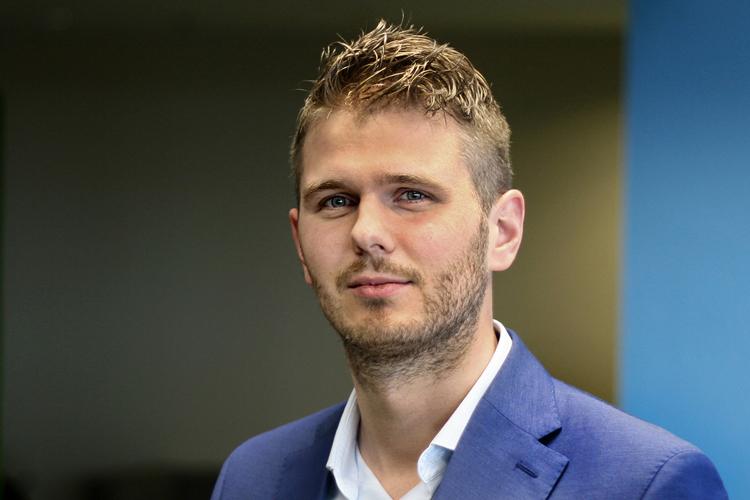 Pärtel Tomberg, Gründer und CEO von Bondora
