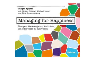 Buchtipp: Jurgen Appelo: Managing for Happiness