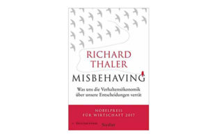 Buchtipp: Richard Thaler: Misbehaving