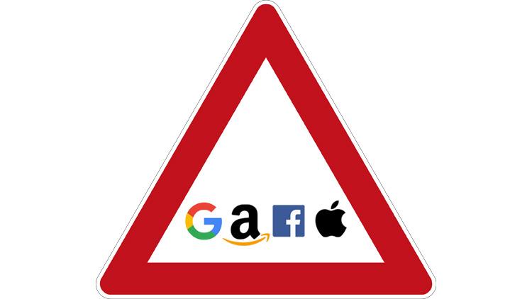 GAFAs bedrohen Banken und Sparkassen