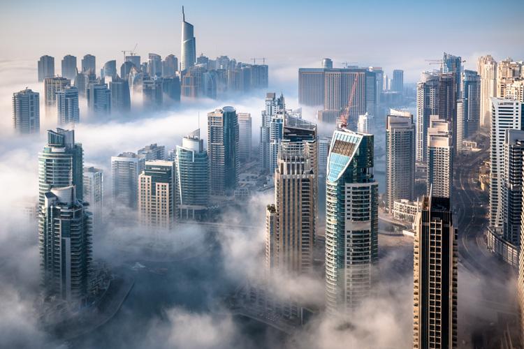 Dubai - Vision einer Stadt der Zukunft